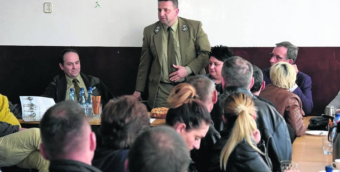 Nadleśniczy Szymon Należyty uważa, że wilki to bestie do zabijania