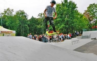 Jedną z gotowych inwestycji wybudowaną w ramach budżetu obywatelskiego  jest skatepark w Parku Kopernika