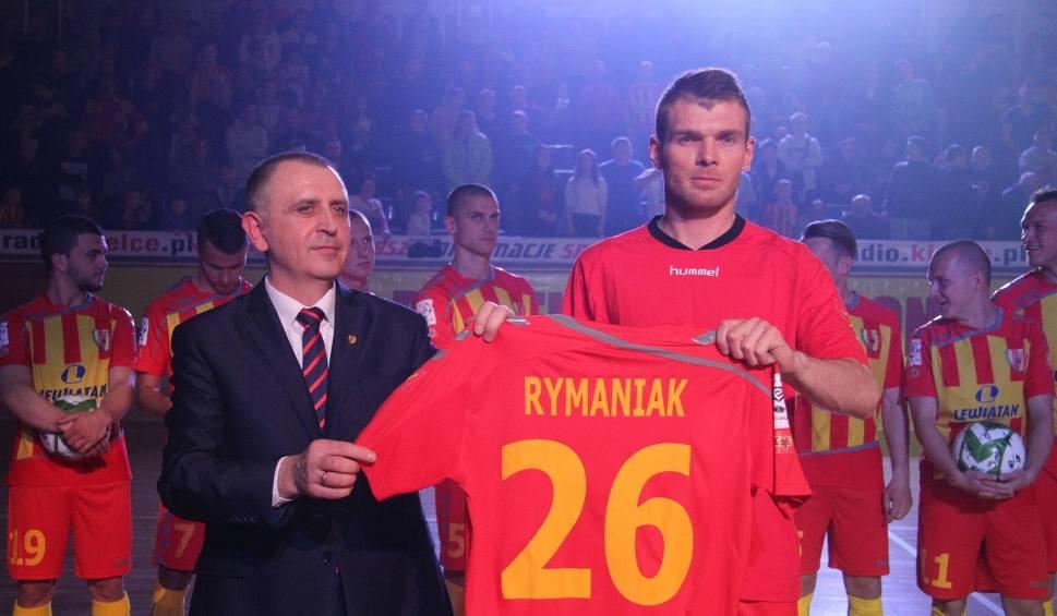 Film do artykułu:  Bartosz Rymaniak: - Czekam na przyjazd rodzinki i debiut w Koronie
