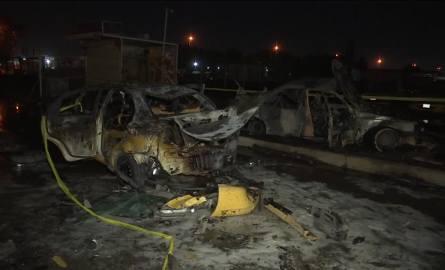 Irak: 48 ofiar śmiertelnych zamachu w Bagdadzie