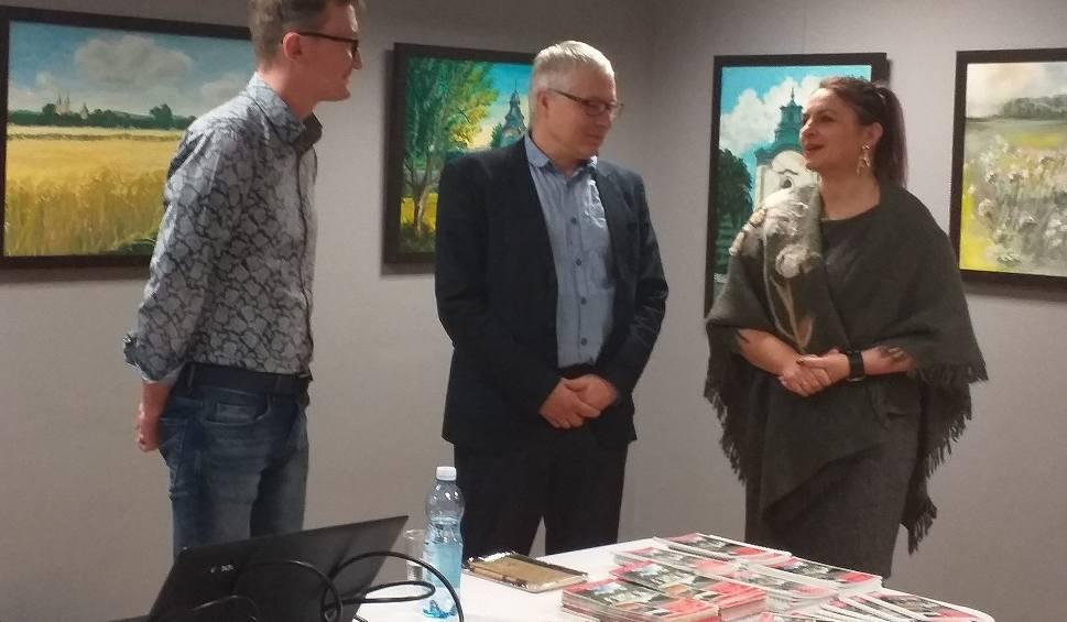 Film do artykułu: Kolejne spotkanie z przewodnikiem przy kawie i herbacie zorganizowała Lokalna Organizacja Turystyczna w Jędrzejowie (ZDJĘCIA)