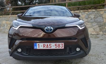 Toyota C-HR. Wypełni lukę między Aurisem a RAV4?