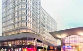 Biurowiec Grand Central powstaje w sąsiedztwie dworca PKP i Galerii Katowickiej. Będzie górował nad innymi budynkami