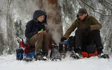 Bez miłości do gór nie bylibyśmy w stanie wytrzymać surowych warunków i odnaleźć w sobie zachwytu nad pięknem natury - mówią Weronika i Sławek.