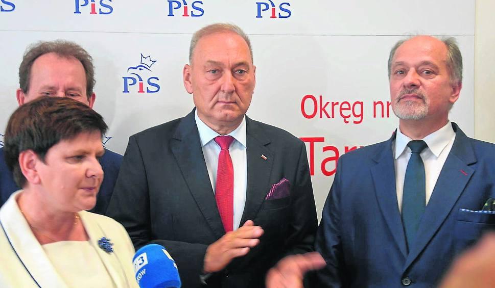 Film do artykułu: Wybory samorządowe w Tarnowie. Czy w PiS polecą głowy po porażce?
