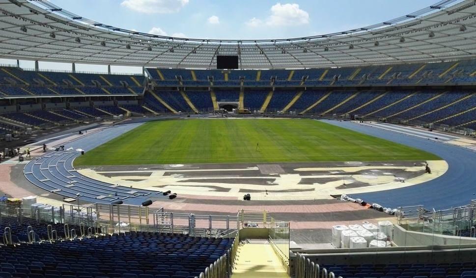 Film do artykułu: Stadion Śląski ma zgodę na użytkowanie! Powstaje bieżnia ZDJĘCIA