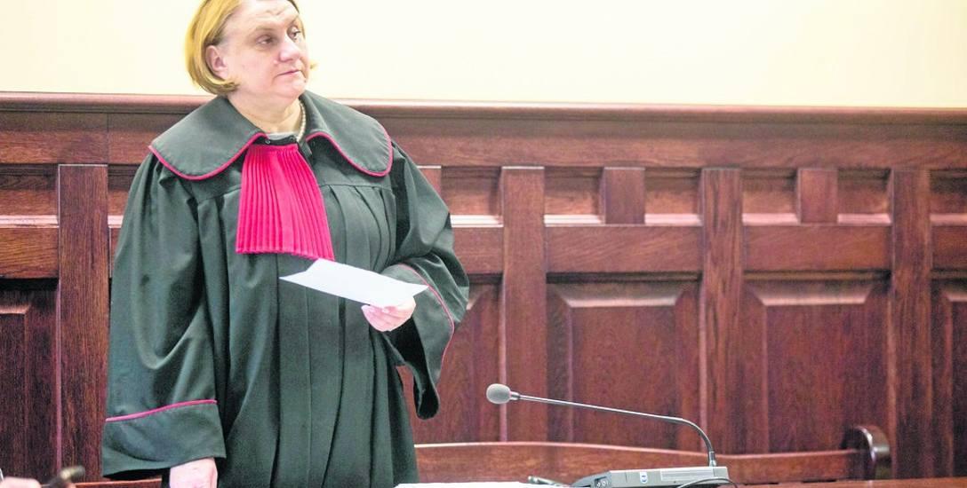Apelację od wyroku Sądu Okręgowego w Słupsku złożyła prokurator Anna Janas. Jej zdaniem kwota była zawyżona