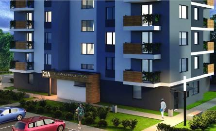 96 nowych mieszkań na wynajem na osiedlu Traugutta w Sosnowcu