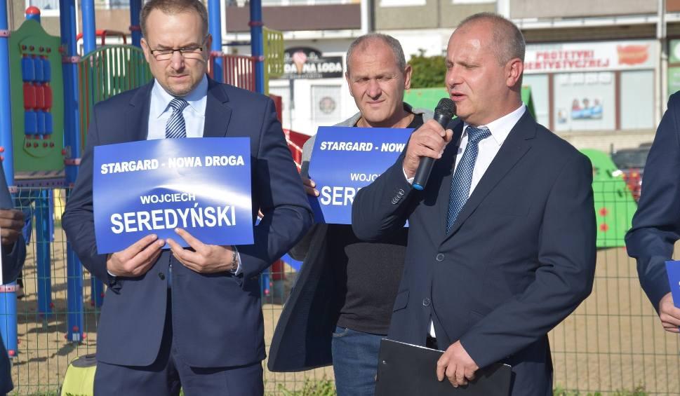Film do artykułu: Kolejny kandydat na prezydenta Stargardu. To radny Wojciech Seredyński