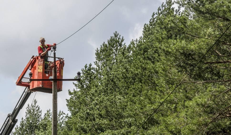 Film do artykułu: Niektóre bydgoskie osiedla bez prądu