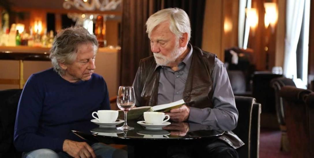 Jan Tyszler podczas spotkania w Paryżu przekazał Romanowi Polańskiemu swoją książkę, w której sporo miejsca poświęca słynnemu reżyserowi