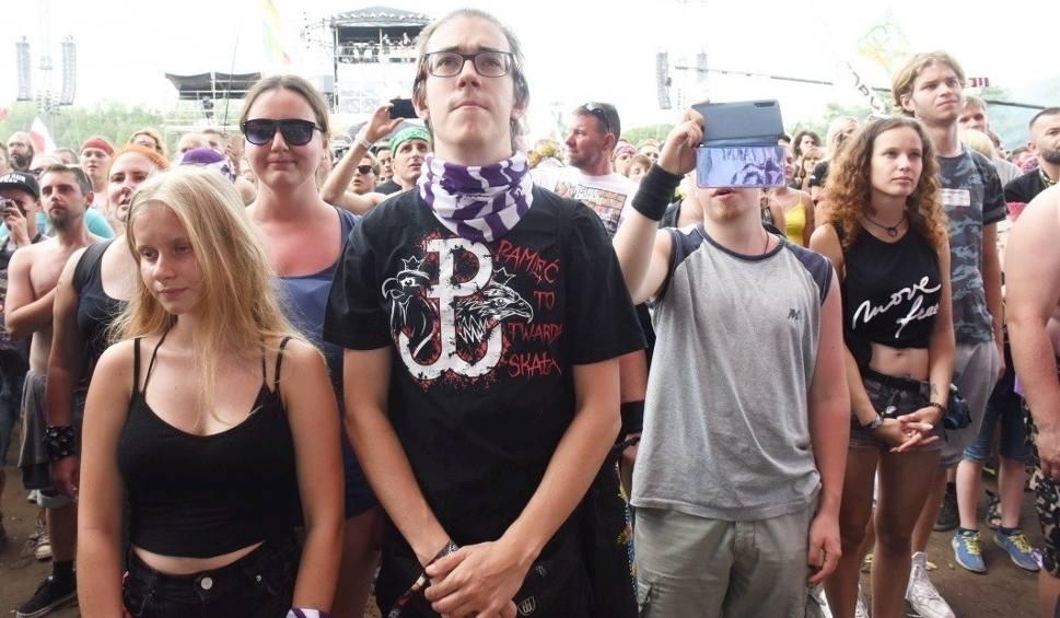 Film do artykułu: Pol'and'Rock 2019 [ZDJĘCIA] Poseł PiS Jacek Kurzępa od lat jeździ na Woodstock. Jak ocenia festiwal, kąpiele błotne i młodzież [10.08.20190?