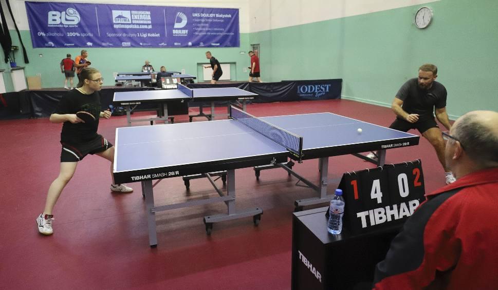 Film do artykułu: Polonia KAWAH Kielce zaprasza dzieci na treningi tenisa stołowego