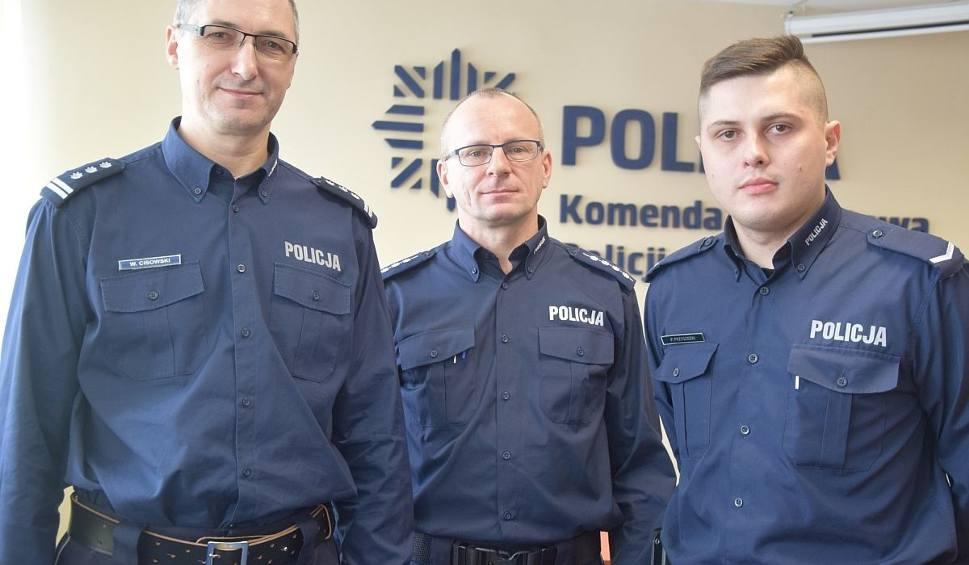 Film do artykułu: Zmiany w koneckiej policji. Jest nowy rzecznik i komendant w Stąporkowie