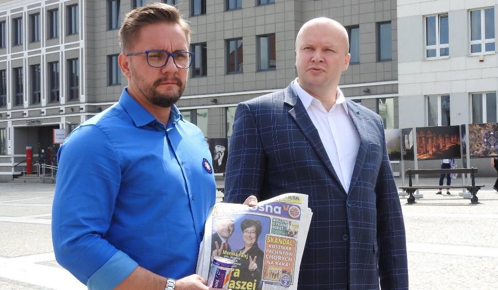 Film do artykułu: Wybory do Parlamentu Europejskiego. Wiosna obiecuje komisję, która zbada pedofilię w kościele