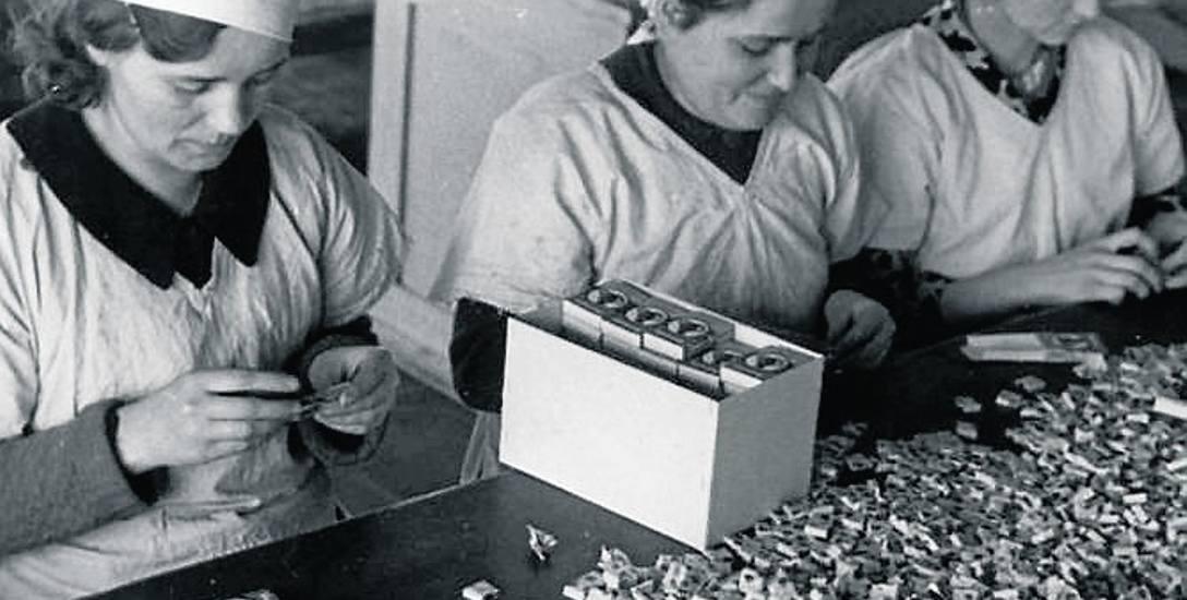 W krakowskiej fabryce czekolady Suchard