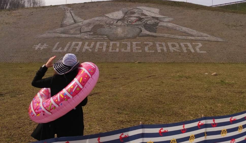 Film do artykułu: Gorzów: wkomponuj się w mural! Akcja Miejskiego Centrum Kultury w Gorzowie nabiera rozpędu. Przyłącz się do niej i ty!