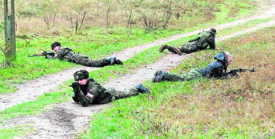 """Ochotnicy brali udział w Zgrupowaniu Taktycznym Obrony Terytorialnej """"Bielik-16"""""""