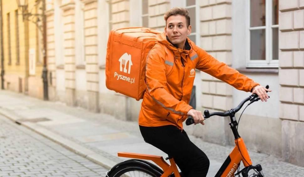 Film do artykułu: Kraków. Darmowe rowerowe dostawy z restauracji