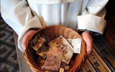 Puste kościoły to puste tace. Epidemia wpływa na finanse podlaskich parafii