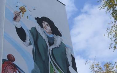 Murale w Toruniu