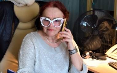Lek. med. Jadwiga Caban-Korbas: - Codziennie dostaję telefony i maile ze słowami otuchy. Daje mi to ogromne wsparcie i dziękuję wszystkim