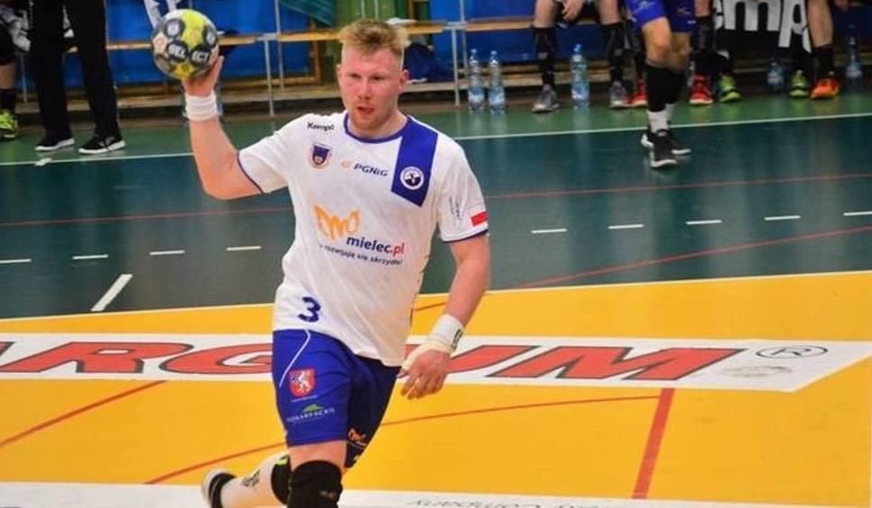 Film do artykułu: Piotr Krępa, kołowy SPR Stali Mielec: Mogę grać nawet co trzy dni [STADION]