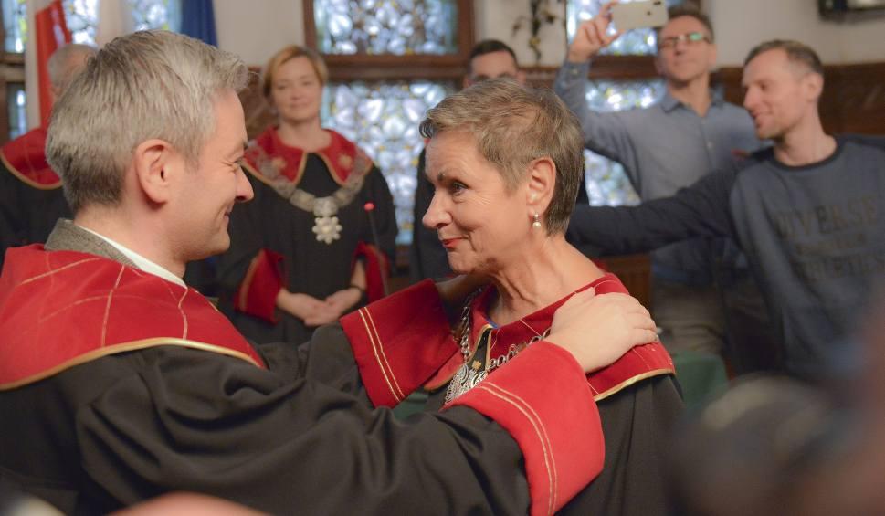 Film do artykułu: Krystyna Danilecka-Wojewódzka zaprzysiężona na prezydenta Słupska