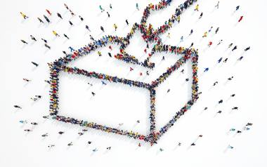 Frekwencja podczas eurowyborów - zdaniem socjologa - będzie wyższa niż 5 lat temu, ale nie tak wysoka, jak mówią sondaże