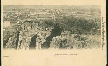 Panorama Czerniowic