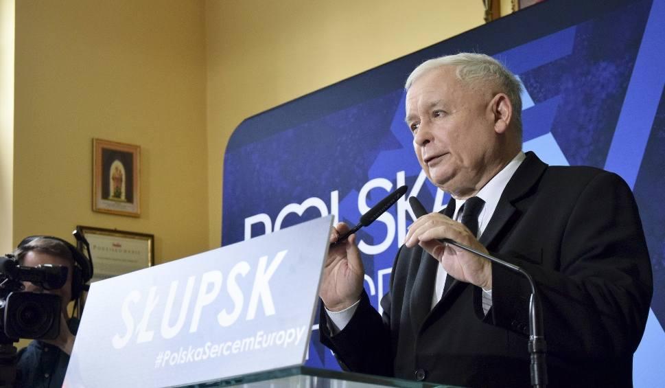 Film do artykułu: W czwartek Jarosław Kaczyński przyjedzie do Słupska