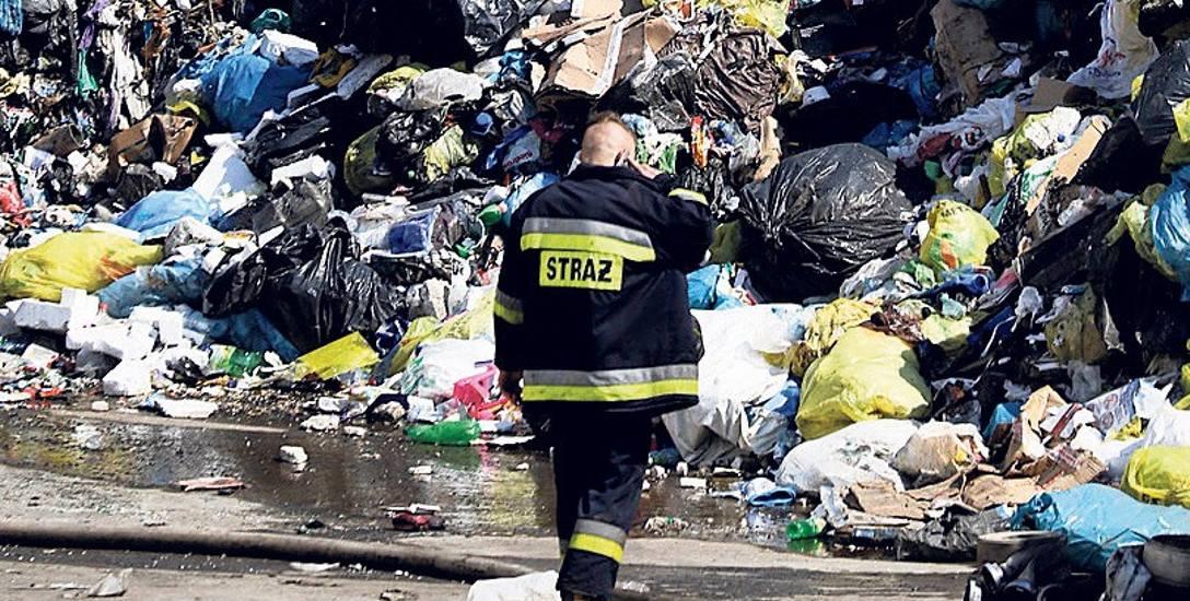 Takie góry śmieci można znaleźć na setkach porzuconych wysypisk