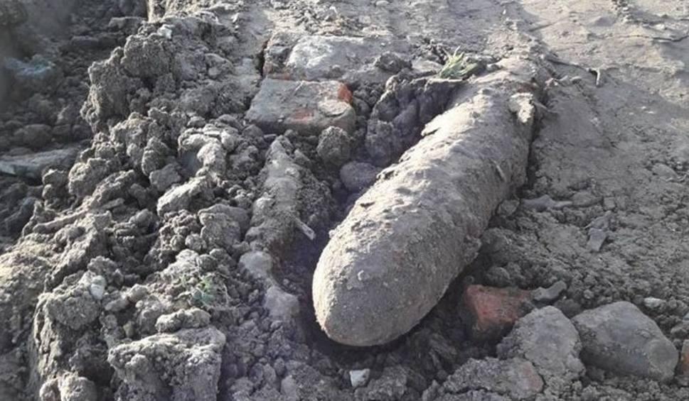 Film do artykułu: Potężny niewybuch w Mikołowie okazał się... betonowym blokiem. Saperzy rozwiali obawy mieszkańców