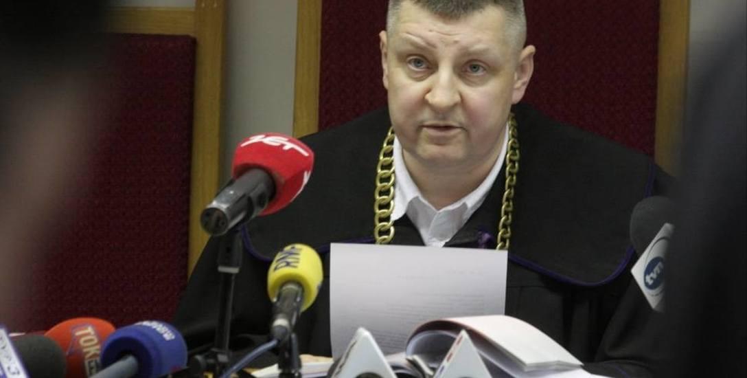 Sędzia Adam Woźniak, Sąd Rejonowy w Sosnowcu