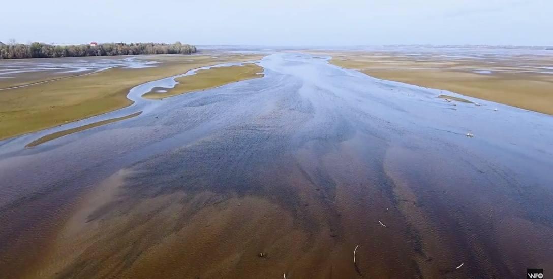 Jesień nad zbiornikiem Jeziorsko- drugi odcinek cyklu CZTERY PORY ROKU realizowanego przez WFO  [VIDEO]
