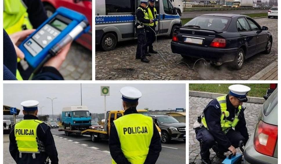 Film do artykułu: Policja przeprowadzi akcję SMOG. Emisja spalin pojazdów do kontroli 20.11.2019 (zdjęcia)
