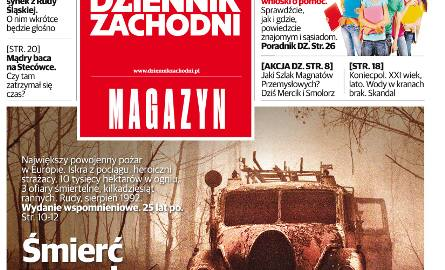 Która okładka Magazynu DZ podoba się Wam najbardziej?