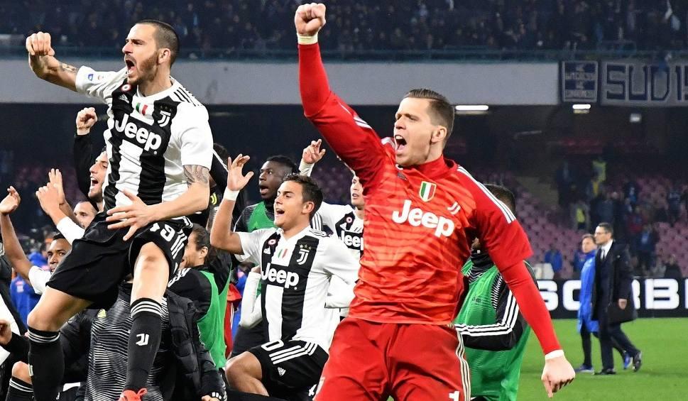Film do artykułu: Juventus jest bezpieczny. Szczęsny dorównuje Buffonowi, a Ronaldo nigdzie się nie wybiera