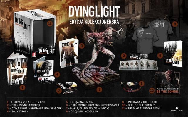 Dying Light: Edycje specjalne i konsultant do spraw zombie (wideo)
