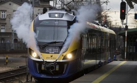 Małopolska ma komplet nowoczesnych pociągów