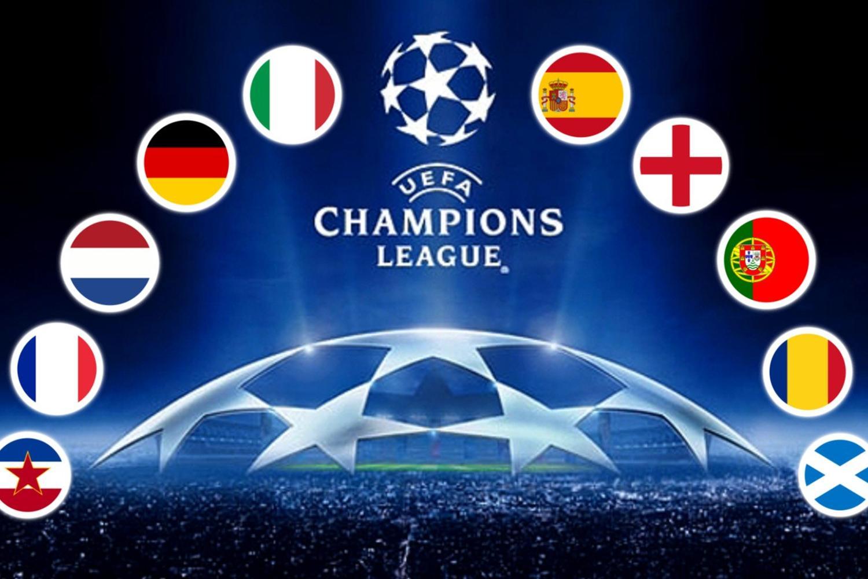 Zwycięstwa w Lidze Mistrzów według krajów [RANKING]