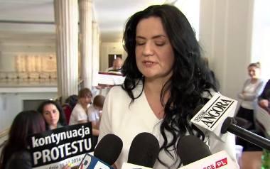 """Rodzice niepełnosprawnych dzieci protestują w Sejmie. """"Żenująco niska renta socjalna"""""""