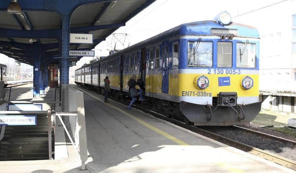 Film do artykułu: Radny chce powrotu pociągu do Słupska