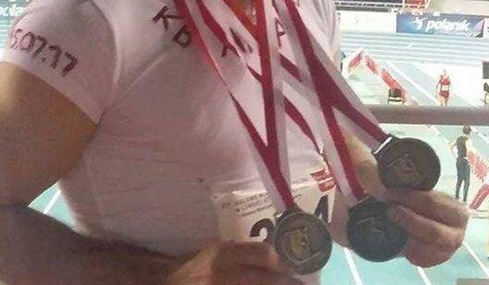 Film do artykułu: Lekkoatletyka. Mastersi z Podlasia na podium mistrzostw