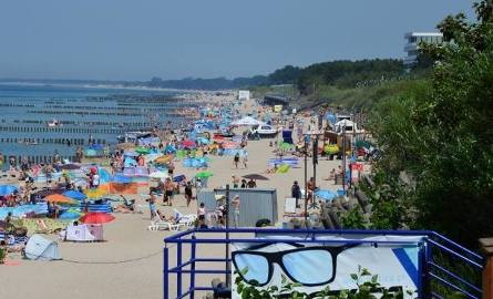 a0b91c5dad954b Pogoda nad morzem na weekend: Ranki ciepłe i pogodne, po południu deszcz i  burze