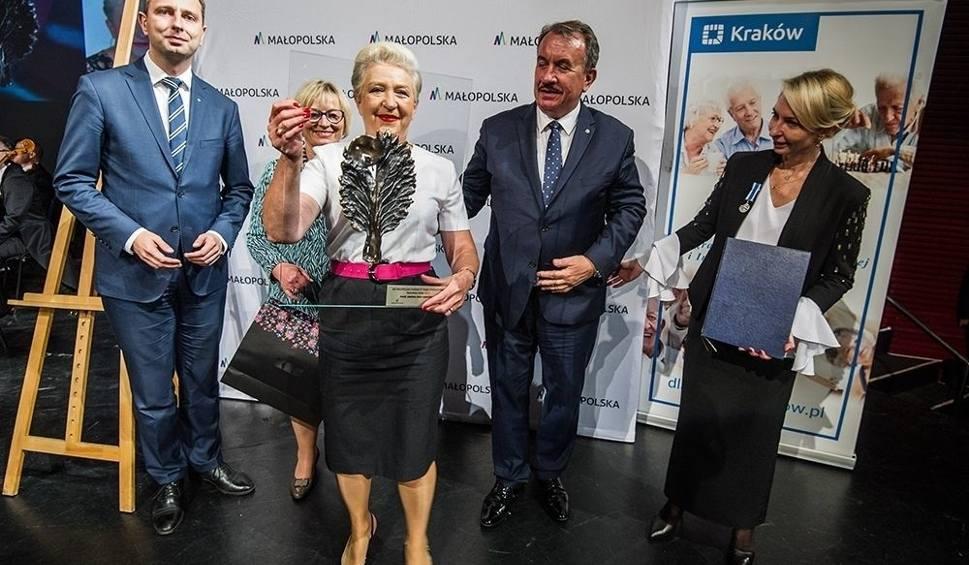 Film do artykułu: Wadowice. Janina Kamińska została wybrana seniorką roku