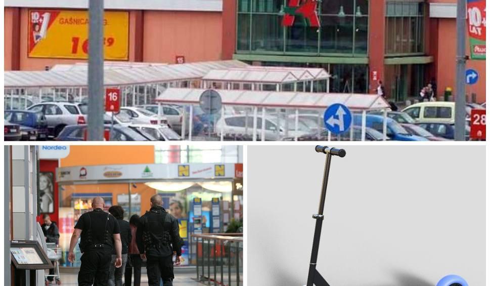 Ochroniarz Sklepu Auchan W Tychach Szarpal Wyzywal Dzieci I Zamknal