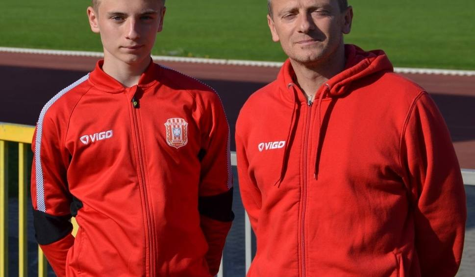 Film do artykułu: Ojciec i syn w jednej drużynie. Sportowa rodzina Wiktora i Artura Łuczyków