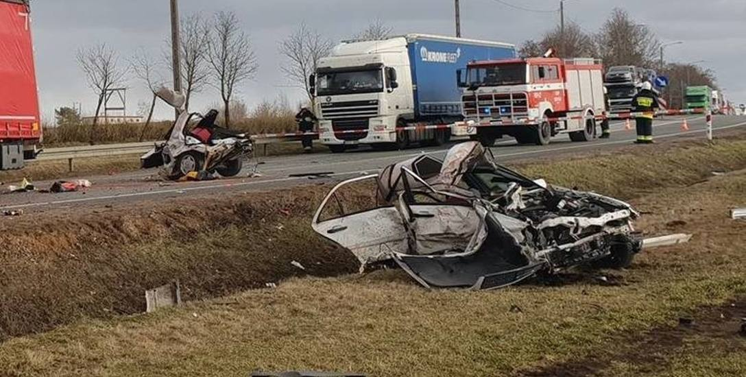 Mercedes rozpadł się na dwie części. Czy był spawany?