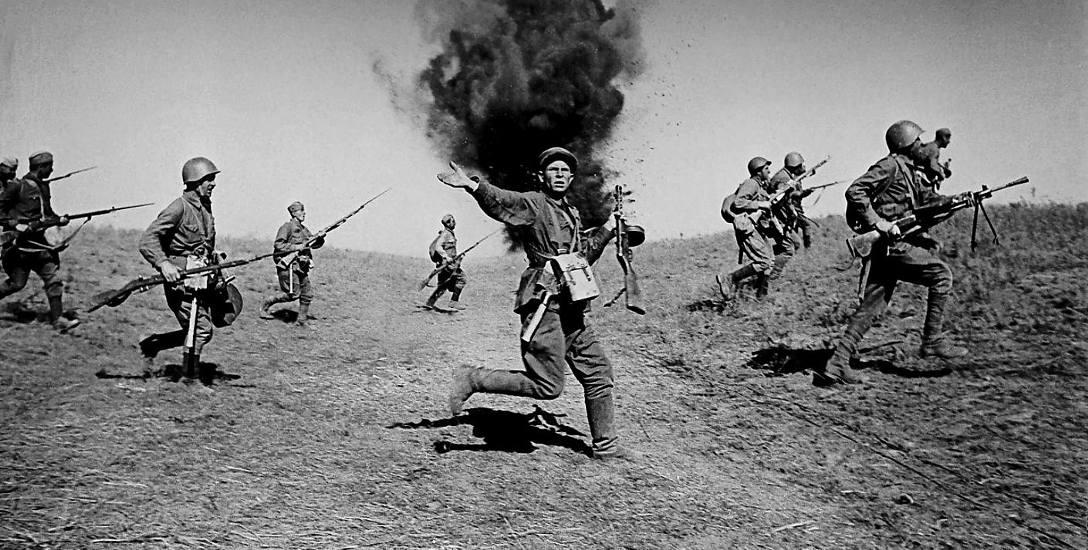 Taktyka Armii Czerwonej powodowała ogromne straty
